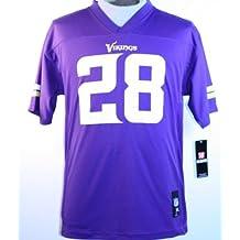 Adrian Peterson Minnesota Vikings Youth Niño NFL Mid Tier Replica Jersey