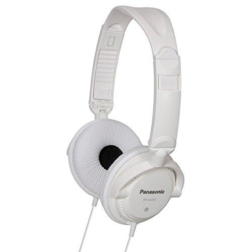 Panasonic RP-DJS200 Cuffie Tradizionali, Nero