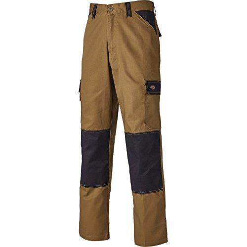Dickies, pantaloni da lavoro e per la vita quotidiana, Beige, ED24/7
