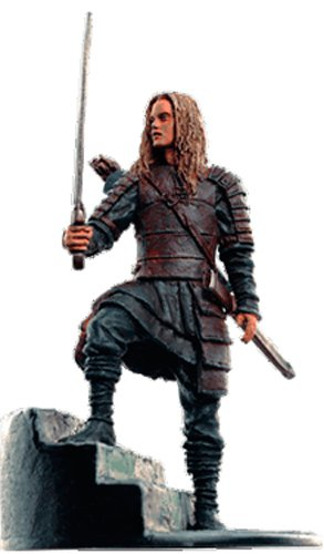 Lord of the Rings Señor de los Anillos Figurine Collection Nº 130 Haleth 1