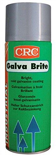 Preisvergleich Produktbild ZINK-ALUSPRAY CRC GALVA BRITE 400 ML