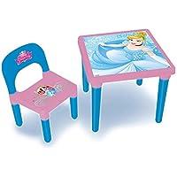 Preisvergleich für Disney darp-cdip016Princess My First Activity Tisch und Stuhl mit Malset
