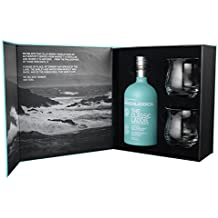 Bruichladdich The Classic Laddie Scottish Barley Whisky Gift Pack, 70 cl