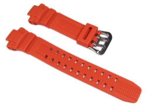 Casio Uhrenarmband Resin orange GW-3000M-4AER GW-3000