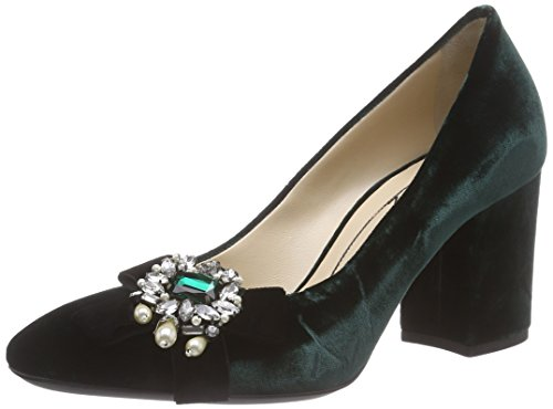Inconnu 8681, Escarpins femme Vert (verde 770609)
