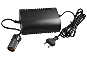 mumbi 6000ma 6a kfz spannungswandler 220 240 volt auf 12. Black Bedroom Furniture Sets. Home Design Ideas