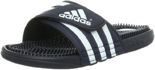 adidas Herren Adissage Aqua Schuhe, Blau (Nny/Ftwwht/Nny 78261), 39 EU (Schuhe Classic Nba)