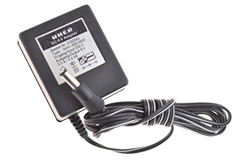 Preisvergleich Produktbild Original Netzteil UHER 4102043 Output: 9V-0