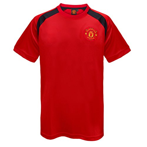 manchester-united-fc-official-gift-mens-poly-training-kit-t-shirt-red-medium