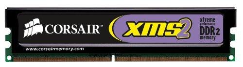 Corsair CM2X2048-6400C5 XMS2 2GB (1x2GB) DDR2 800 Mhz CL5 Performance Desktop Memory