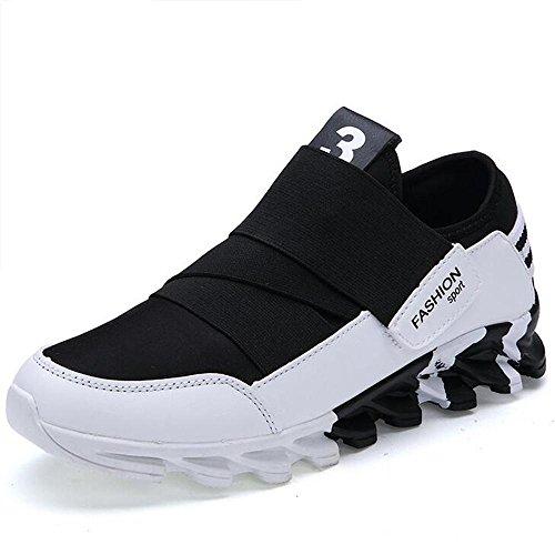 Mr. LQ - Scarpe di moda gli sport dell'uomo White
