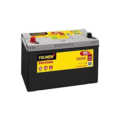 Fulmen - Batterie voiture FB955 12V 95Ah 720A - Batterie(s) - EB1005 ; EB95