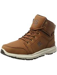 dc shoes Pure High WR Boot - Stivali da uomo - White - DC Shoes