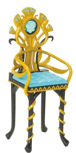 Mattel Monster High W9119 –  Cleos Schminktisch, Möbel - 3