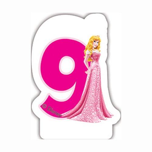 Disney Princess and Animals Cupcake-Förmchen und Kuchendekorationen, 24 Stück (Ice Supplies Age Party)