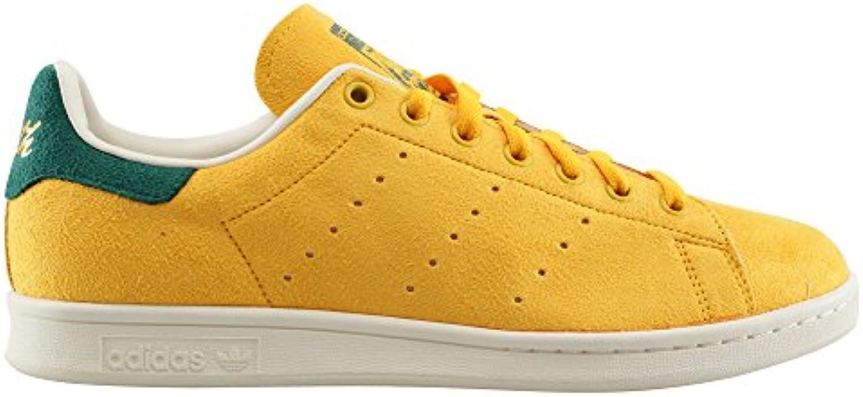 Adidas Stan Smith Schuhe 9,0 collegiate gold/white -
