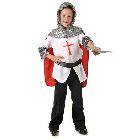 - St George Knight Kostüm