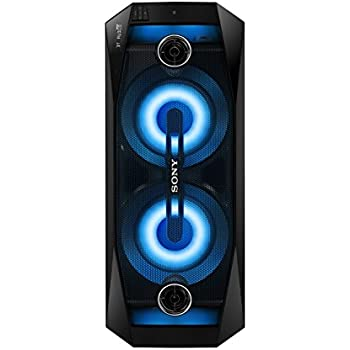 sony gtk x1bt 500w all in one wireless speaker system electronics. Black Bedroom Furniture Sets. Home Design Ideas