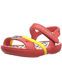 crocs Lina Minnie Girls Sandal in Multi Color