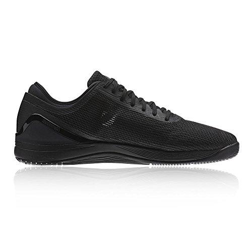 Reebok crossfit nano 8.0, scarpe da fitness uomo, nero (black/black/black), 44 eu