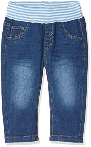 s.Oliver Baby-Jungen Jeans 65.901.71 1/336, Blau (Blue Denim Stretch 57Z7), (Herstellergröße: 92/REG)
