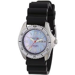Chris Benz Men's Quartz Watch CBM.H.KB.SI with Rubber Strap