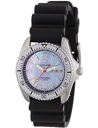 Chris Benz Unisex-Armbanduhr Analog Kautschuk CBM.H.KB.SI