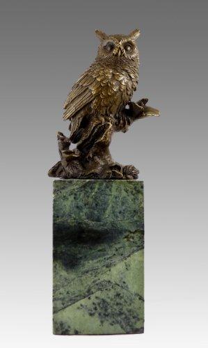 elegante-bronce-personaje-buho-en-rama-sentado-firmado-por-milo