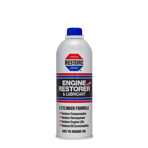 Restore (00012) 6-Cylinder Formula Engine Restorer and Lubricant - 12.5 oz. by Restore