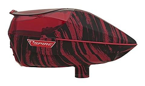 Virtue Spire 200, Hopper Loader, Graphic Red