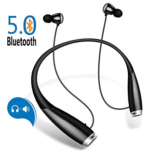 5.0 Wireless Earbuds with Extern...
