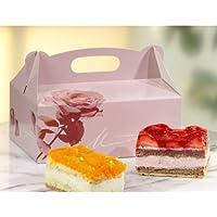 papstar scatole  : Papstar - Scatole per torta / Contenitori per trasporto cibo ...