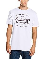 Quiksilver West Pier T-Shirt Homme