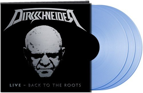 Live - Back to the Roots - Blue Vinyl