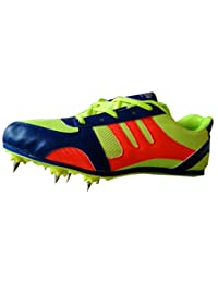 Aryans MULTICOLOUR SPIKES athletic Running shoes