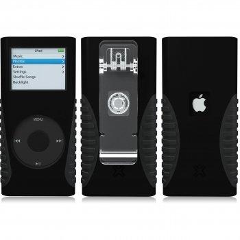 xtreme-mac-pochette-tuffwrap-pour-ipod-nano-2g-gris-noir