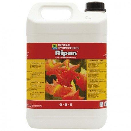 Engrais de floraison - Ripen 10 L - GHE