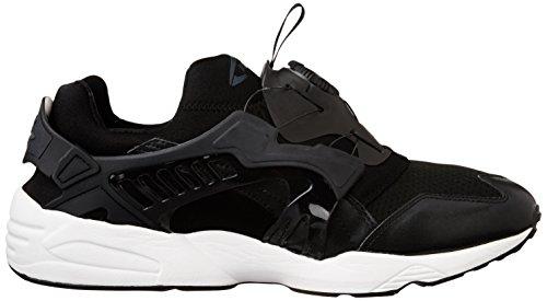 Puma Disc Blaze-mis À Jour Core Spec Sneaker Hommes Baskets 359516 03 Blanc Nero