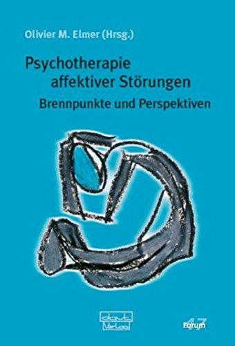 Cover »Psychotherapie affektiver Störungen«