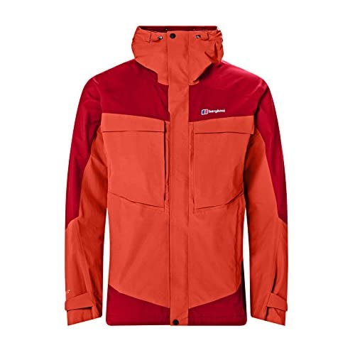 41VbKaJ9J3L. SS500  - berghaus Men's Mera Peak 5.0 Waterproof Jacket