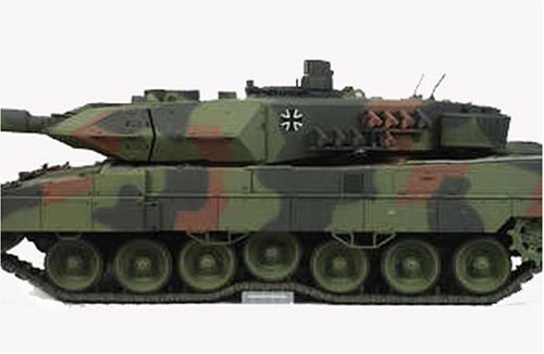 Tamiya 300056020 - Leopard 2A6 Full Option Kampfpanzer -