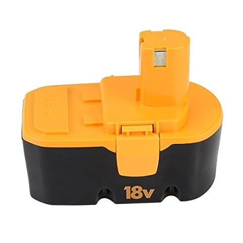 Forrat 18V 3.0Ah Battery for Ryobi One Plus ABP1801 ABP1803