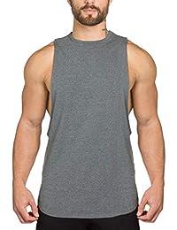 Abbigliamento palestra it canotta Maglieria Uomo Amazon nXRzw0qZxR
