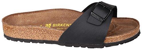 Birkenstock Midrid plage Moca Sandal Noir