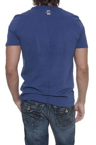 Whoopie Loopie Herren Shirt T-Shirt JENOLAN Dunkelblau