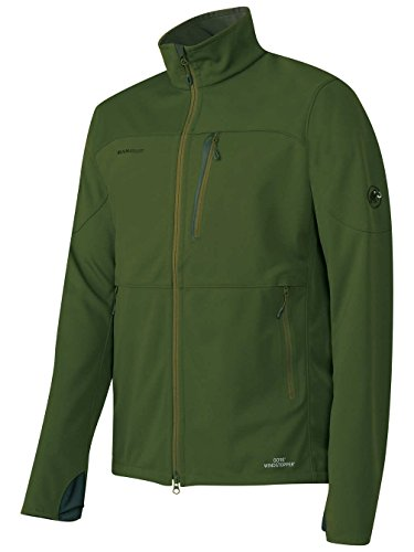 Mammut Ultimate Jacket seaweed/black