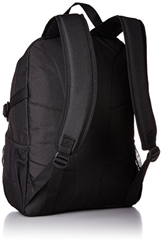 adidas Power II Polyester Backpack (Black Silver) 0432e9160c193