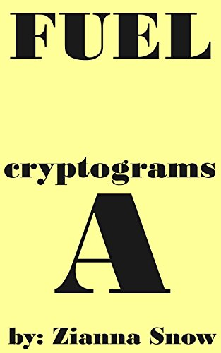 fuel-a-cryptograms-english-edition