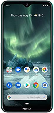 "Nokia 7.2 Smartphone - 128 GB Geheugen - Android One - 48 Megapixel Triple Camera - 6,3"" Full HD+ Scherm met H"