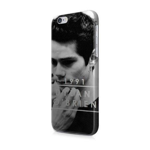 COUTUM iPhone 5/5s/SE Coque [GJJFHAGJ74780][COMME DES GARCONS THÈME] Plastique dur Snap-On 3D Coque pour iPhone 5/5s/SE DYLAN O'BRIEN'S - 008
